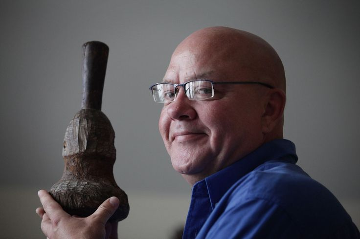 Man pays $6 at a UK garage sale for wooden artifact that turns out to be ancient Egyptian tool