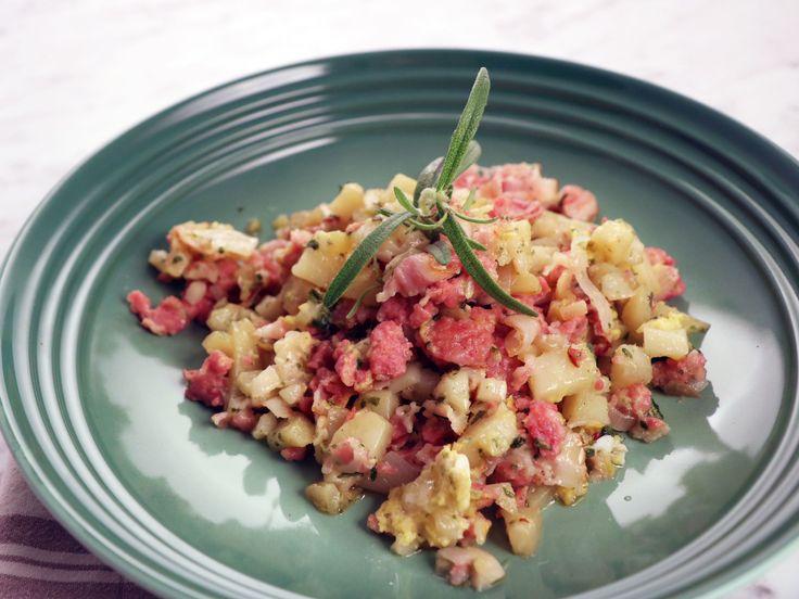 Italiensk pytt-i-panna | Recept från Köket.se