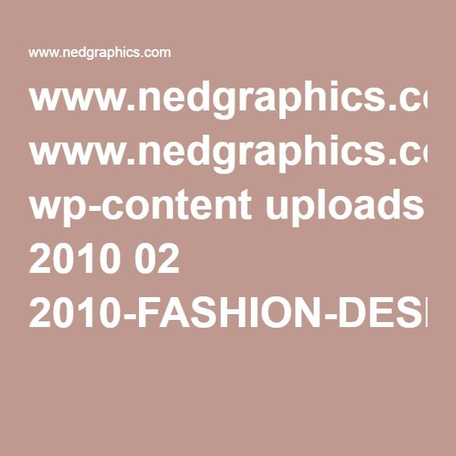 www.nedgraphics.com wp-content uploads 2010 02 2010-FASHION-DESIGN-Booklet-Small-version.pdf