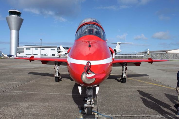 Red2 Jersey Airport 2015