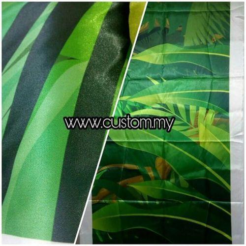Ingin print kain dengan design sendiri?? Lihat customer kami...