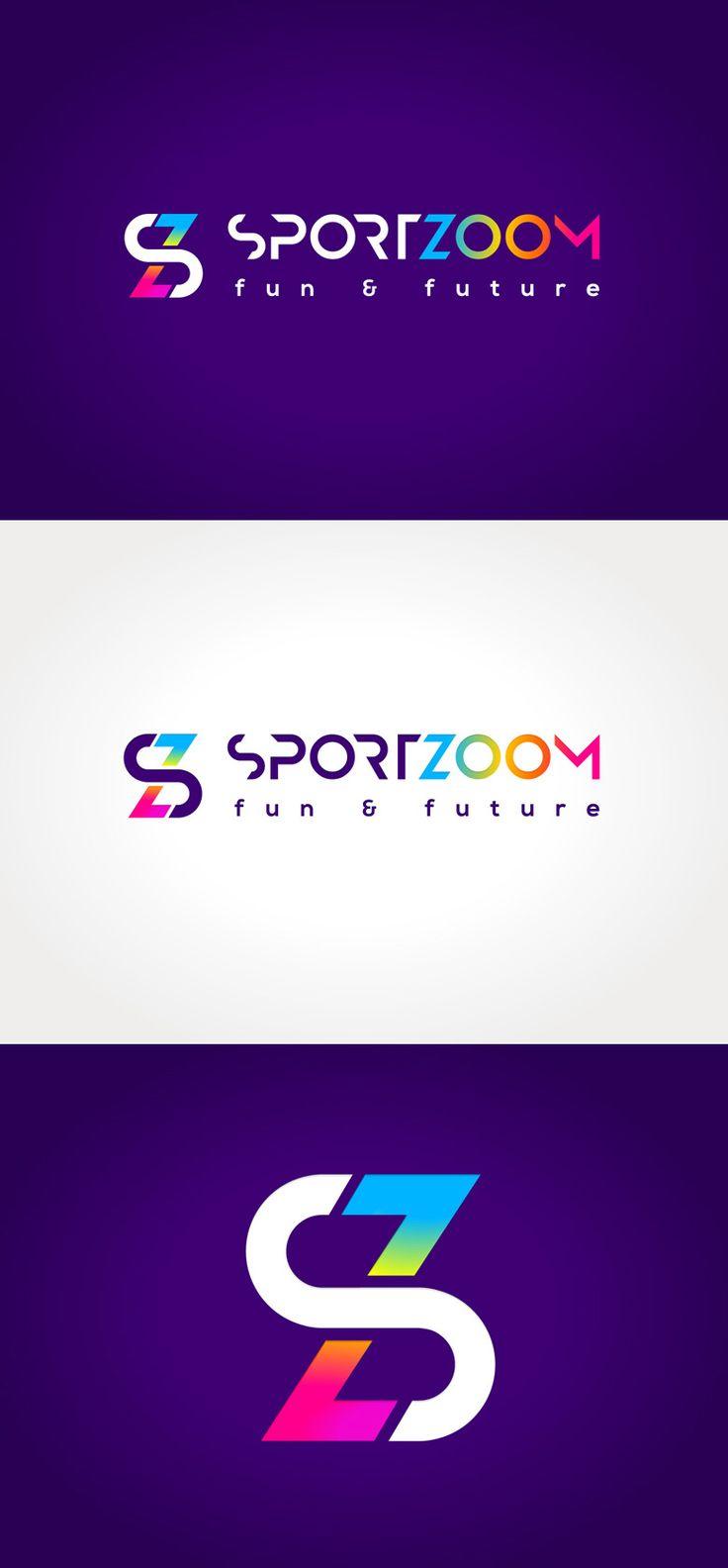 Diseño de logotipo para Sportzoom, un centro de ocio ubicado al norte de Madrid y dirigida especialmente al público infantil y juvenil. El recinto contiene instalaciones deportivas (fútbol, baloncesto y padel), un parque infantil para los más pequeños y una gran sala de videojuegos y máquinas recreativas de última generación. También incluye una cafetería-restaurante.