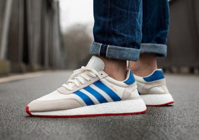 """Adidas Iniki Boost """"Pride of the 70's"""""""