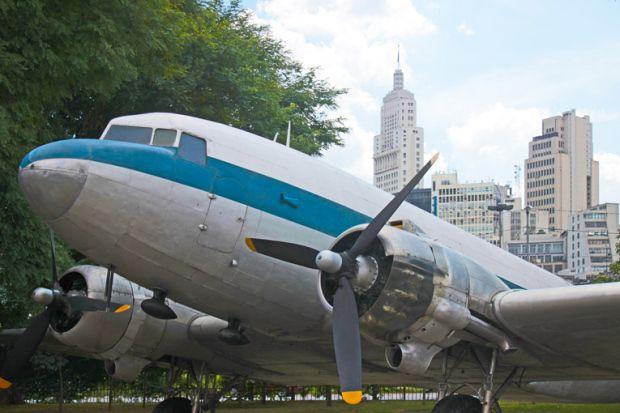 aviao-Pan-Am-catavento-cultural a bussola quebrada