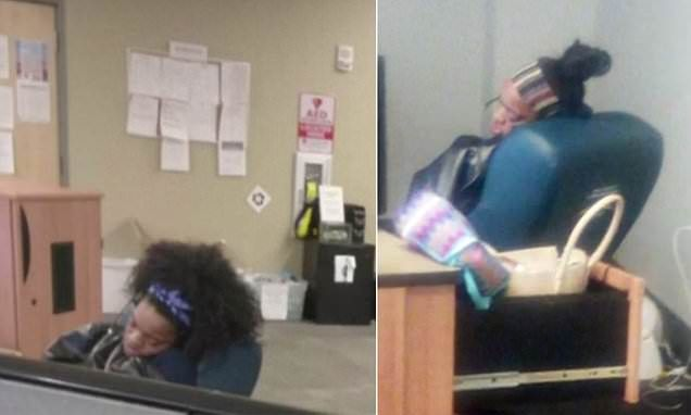 Cleveland police dispatcher heard snoring on 911 call | Daily Mail Online