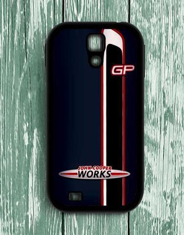 John Cooper Works Special Edition Gp Samsung Galaxy S4 Case