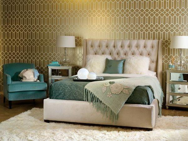 Die besten 25+ Luxus schlafzimmermöbel Ideen auf Pinterest - schlafzimmer beispiele farben