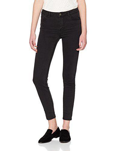 5fa6ebc2dedb6 Pimkie Jean skinny push up noir Femme - Taille 36 | Jeans femme ...
