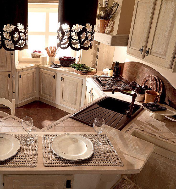 Cucine in muratura: Cucina Paolina di Oggi [a] da Zappalorto