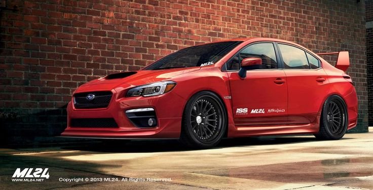 2015 WRX would welcome one as a gift