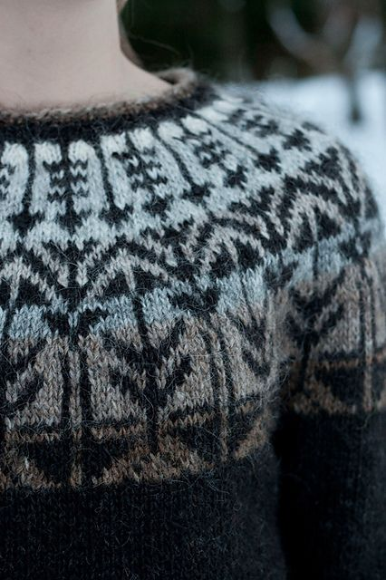 Ravelry: litlaprjonabudin's Weatherman - Veðurfræðingurinn