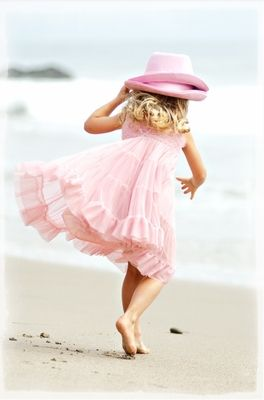 Day @ The Beach......Would love a photo like this of my granddaughter....