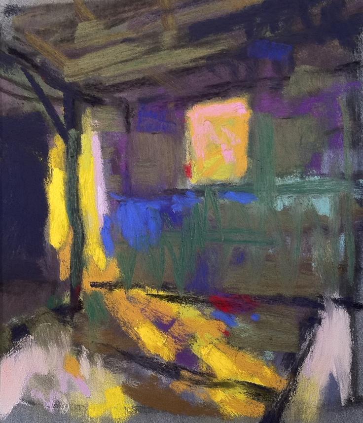 Barn Interior  Casey Klahn