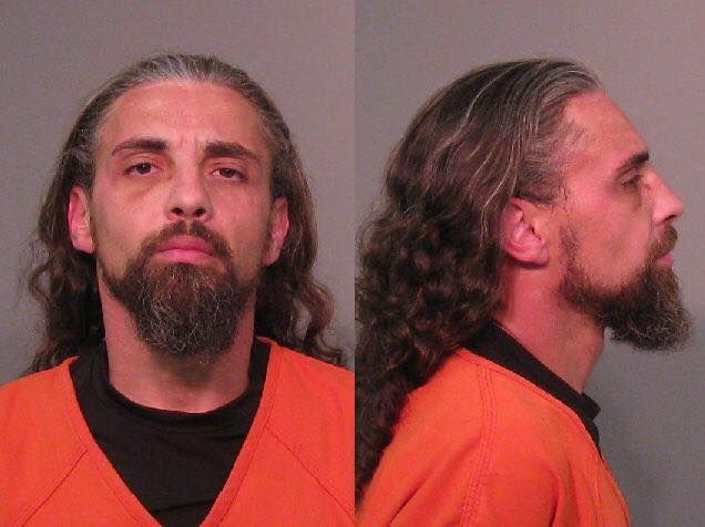 The York County Sheriff's Office is looking for an inmate who escaped in a white York County work truck Tuesday afternoon.