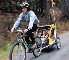 The 5 Best Baby Bike Trailers Cycling Baby Bike