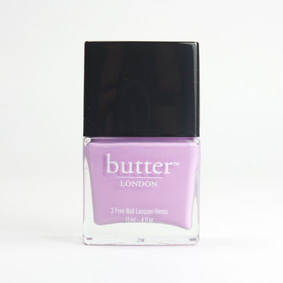 Butter London Molly Coddled sur Bec et Ongles