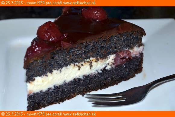 keď sa povie torta, základ tvorí vždy buď piškota, prípadne orechové cesto. no skúšali ste urobiť z maku? je to výzva a výsledok stojí za to :)  Tento recept Vám dáva do pozornosti: Šéfkuchári.sk