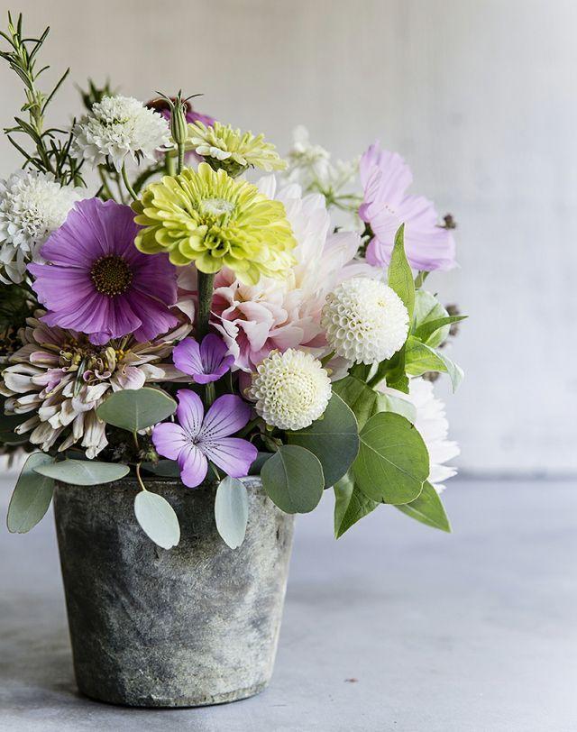 Image Result For Making Dahlia Arrangements Farmgirl Flowers Flower Arrangements Pretty Flowers