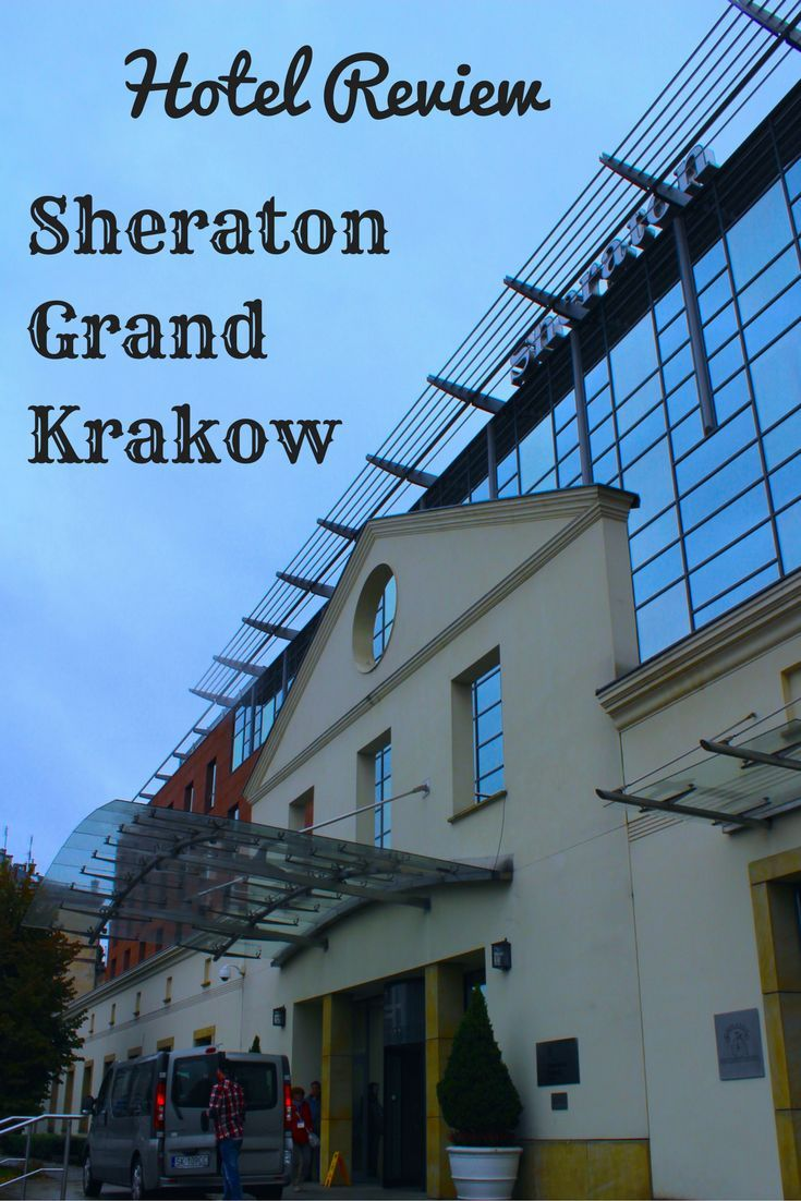 While in Krakow I had a very relaxing stay at the beautiful Sheraton Grand Krakow Hotel. Here is my review of this amazing hotel.: