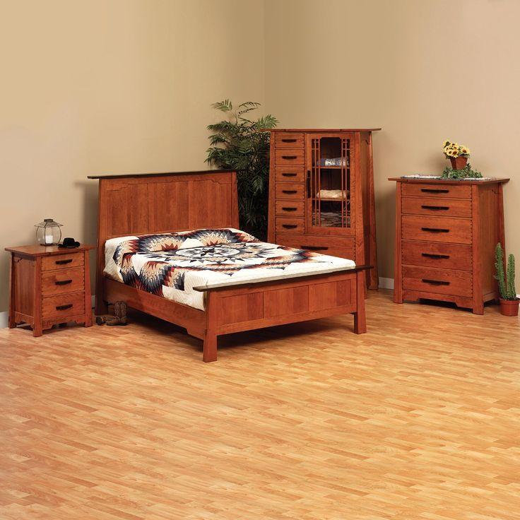 Wind River Bedroom Set