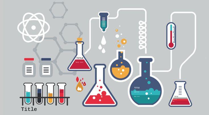 #FreePreziTemplate for a science lab #prezi