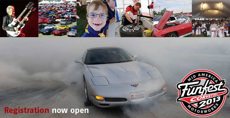Corvette Parts & Accessories from Mid America Motorworks, 866-350-4540