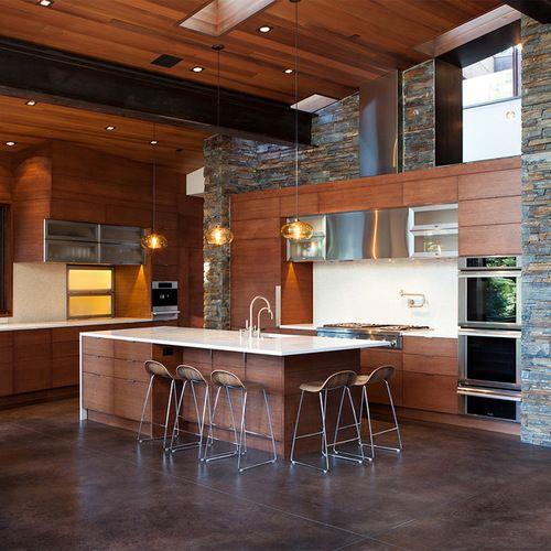 Kitchen Design Triangle: Best 25+ Cedar Stain Ideas On Pinterest