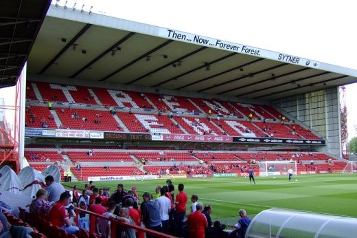 Trent End.