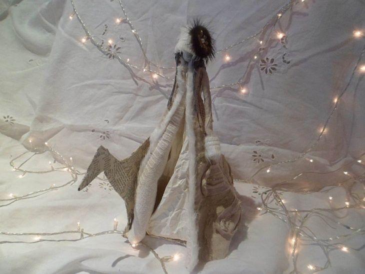Миниатюрные платья Messie Jessie - Ярмарка Мастеров - ручная работа, handmade