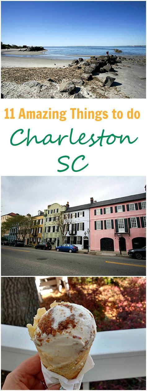 11 Amazing Things to do in Charleston, SC - Our favorite and top places to see and eat in Charleston!