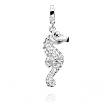 SILVER FIDELITY & FORTITUDE CHARM