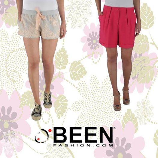 Cosa c'è di meglio di un paio di shorts per l'estate? Su #Beenfashion troverai certamente quelli adatti a te!  http://www.beenfashion.com/it/donna/pantaloni/shorts.html?utm_source=pinterest.comutm_medium=postutm_content=shorts-donnautm_campaign=post-categoria