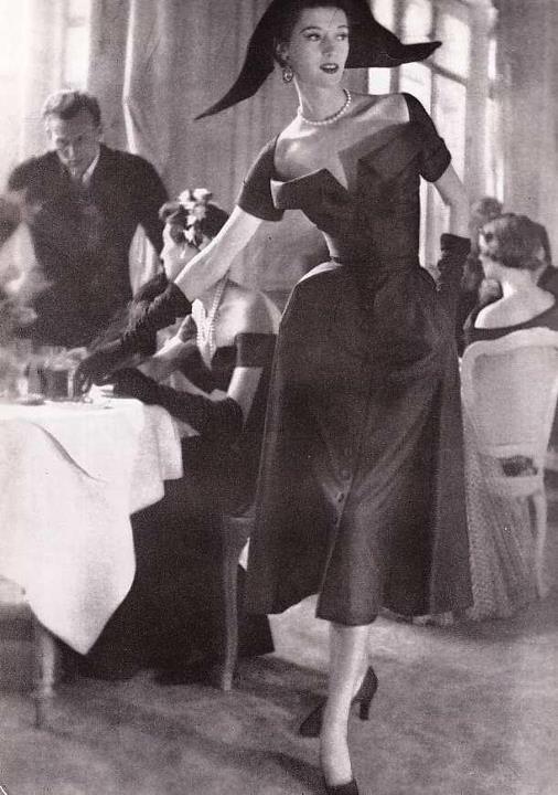 Dior -1949 (Lilli's whole wardrobe is Dior)