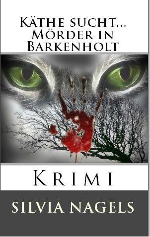 Das Cover für Käthe sucht...Mörder in Barkenholt