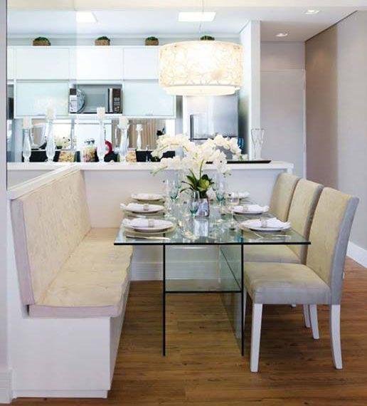 Sala jantar apartamento pequeno pesquisa google living for Ideas para apartamentos pequenos