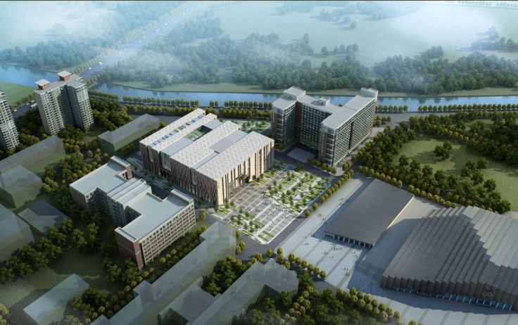 ... Winning Proposal / Tongji Architectural Design and Research Institute