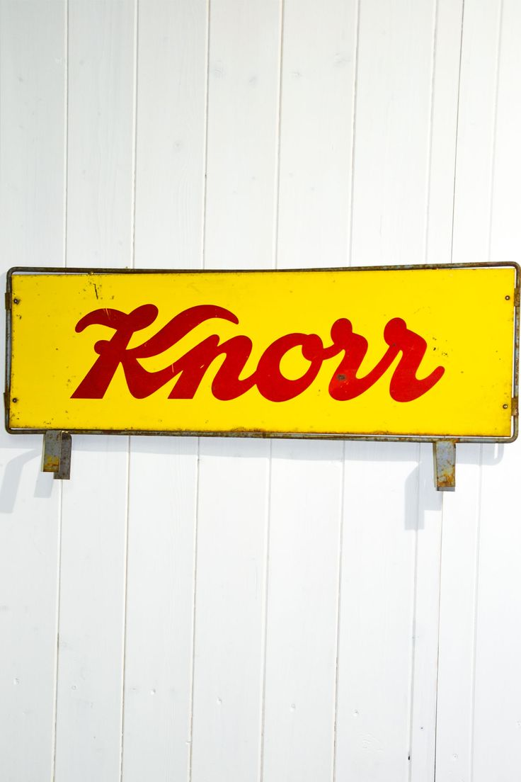 Targa Vintage Knorr