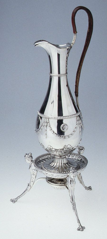Matthew Boulton and John Fothergill, Silver Jug, English, c. 1775 - 1776