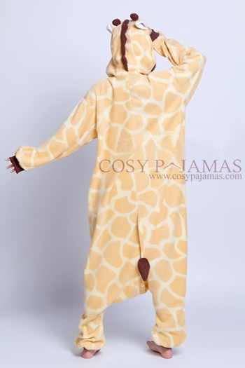 Giraffe Onesie!!!!! someone buy this for me for my birth:) i will love you or a penguin works too!!