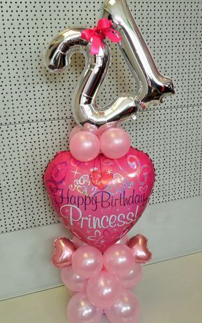 numbers from balloons - Google Search