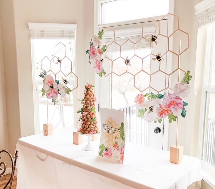 Bee party backdrop in 2020 with images backdrops for