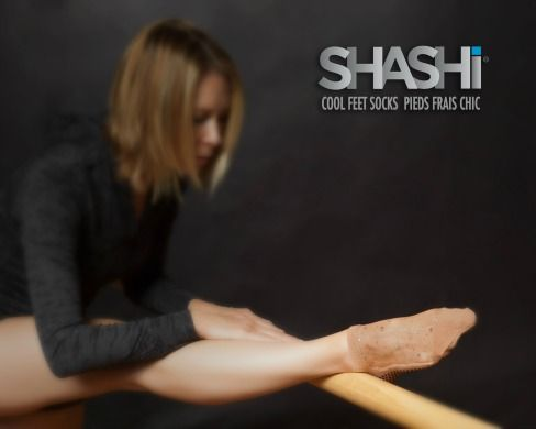 I may have possibly found the perfect studio sock with grippy traction for Pilates and Pure Barre Sarasota! So, of course I wanted to interview Shashi Socks founder Natalie Lerch Redit : http://ow.ly/rcbL0