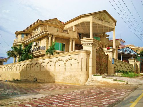 Luxury Pakistani House Design   Minimalist Home Design