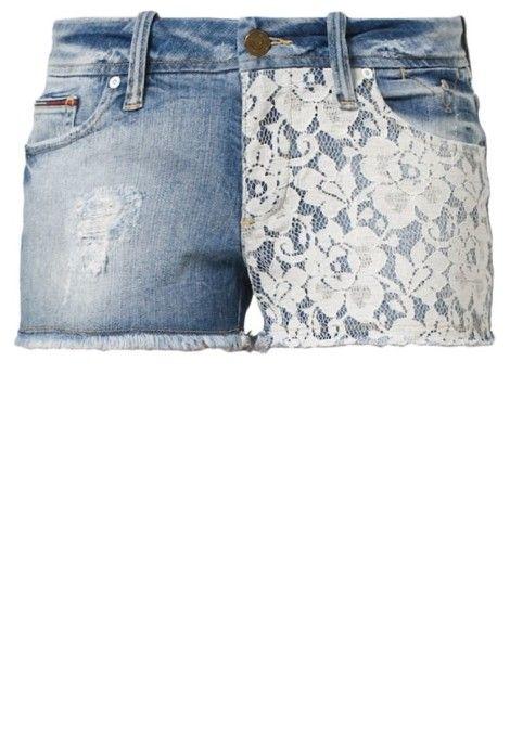 Hilfiger Denim ROSIE Short en jean bleu