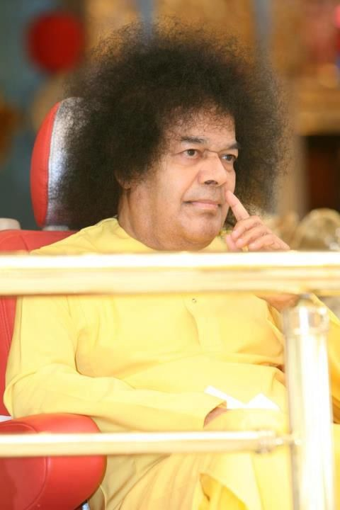 The heart is like a vessel. Fill it with qualities of Truth, Love and Sacrifice. - Baba