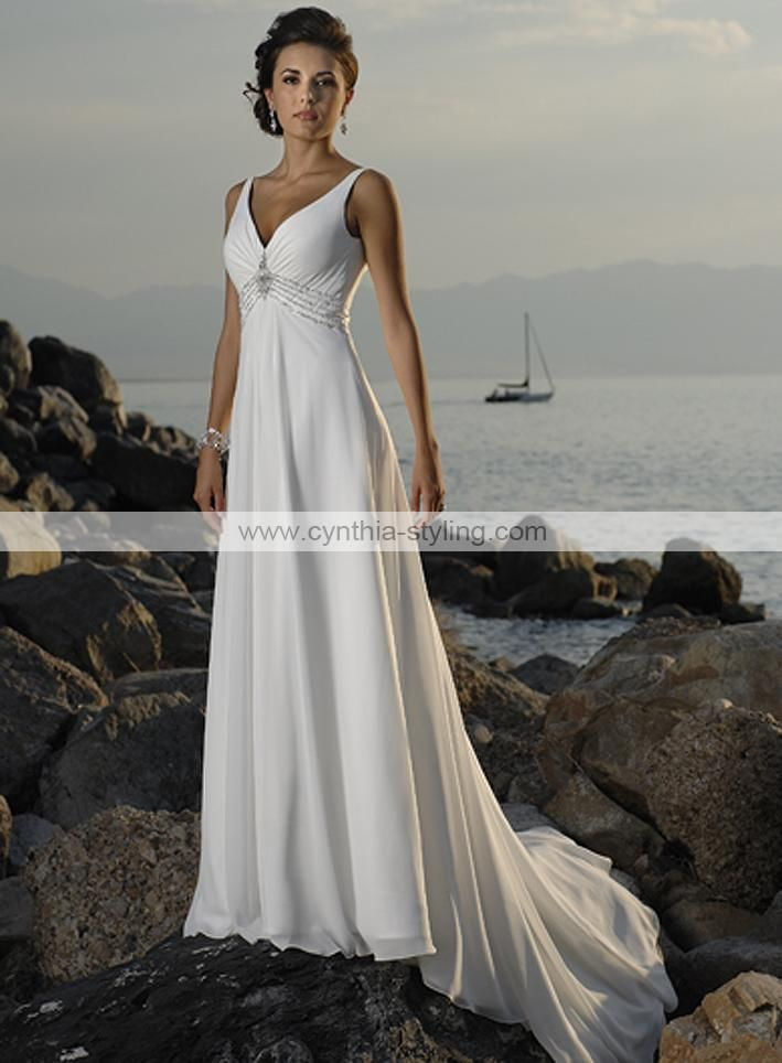 1000 Ideas About Flowing Wedding Dresses On Pinterest