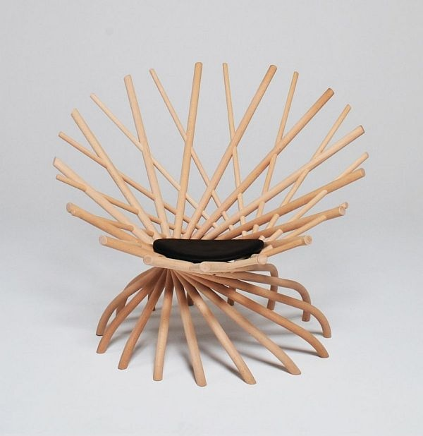 This Unusual Chair Called Nest Chair Was Created By Swedish Designer Markus  Johansson. As The Designer Says Itu0027s A Piece Of Nature That Comes To Our  Homes