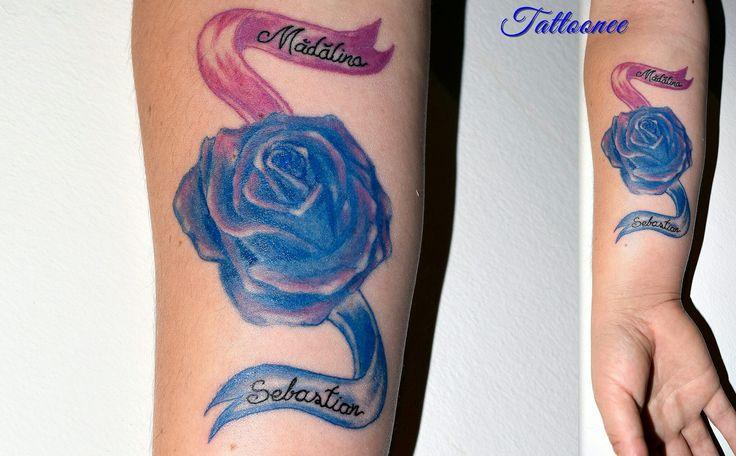 Rose name