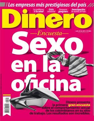 Vea en nuestra edición 402  la primera gran encuesta sobre el comportamiento sexual de los colombianos en su sitio de trabajo. Los resultados son increíbles. http://bit.ly/Qf9WDQ