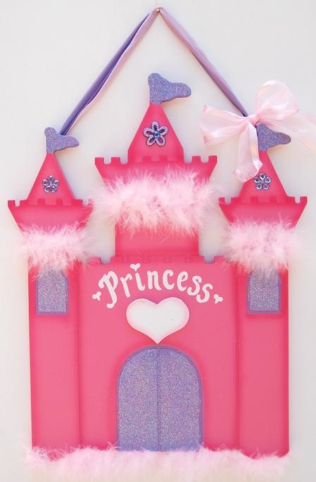 Room Decor - Princess